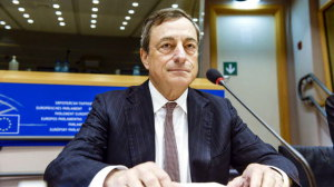 Mario Draghi. PHOTO: © European Union 2014