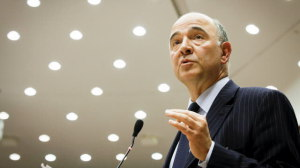 Pierre Moscovici. PHOTO: © European Union 2014