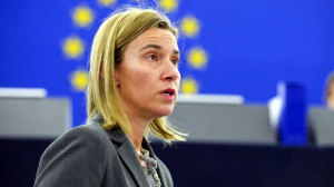 Federica Mogherini. PHOTO: © European Union 2015