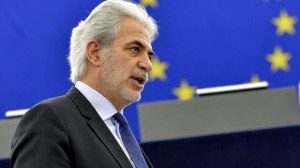 Christos Stylianides. PHOTO: © European Union 2015