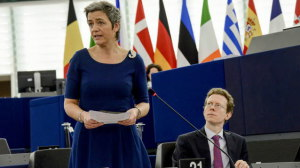 Margrethe Vestager. PHOTO: © European Union 2015